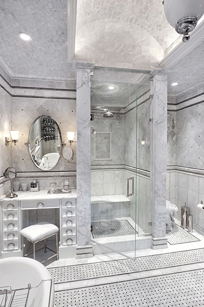 "<a href=""https://www.artsaics.com/galleries/bathrooms/carrara-basketweave-mosaic/"">Carrara Basketweave Mosaic - View Details / Get Quote »</a>"