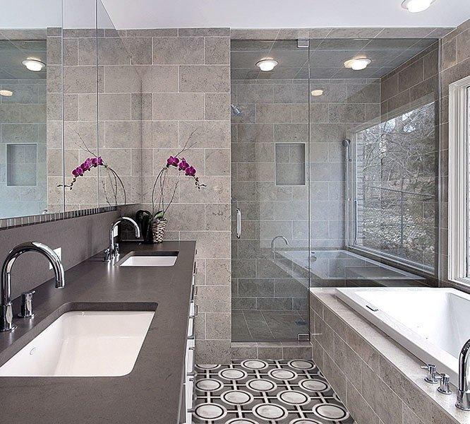 Mosaic Tile Niche Ideas For Your Shower