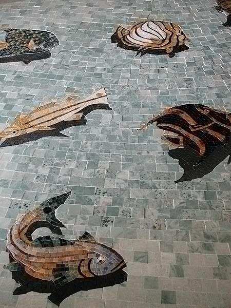 Fish Mosaic 4