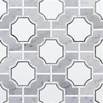 Fern Water Jet Cut Mosaic