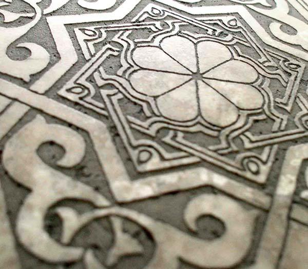 Etched Stone And Tile Designs Etched Custom Mosaic