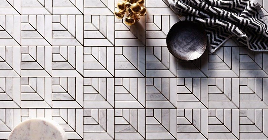 When You Re Trying To Figure Out How Add Some Distinction Your Bathroom Turn Attention Creative Tiles