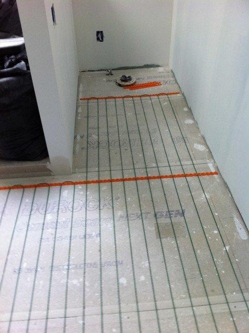 Heated Tiles