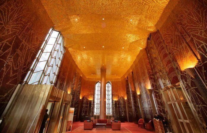 St. Bartholemew Tile Ceiling