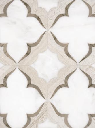 Stone Mosaics Effusion Remi