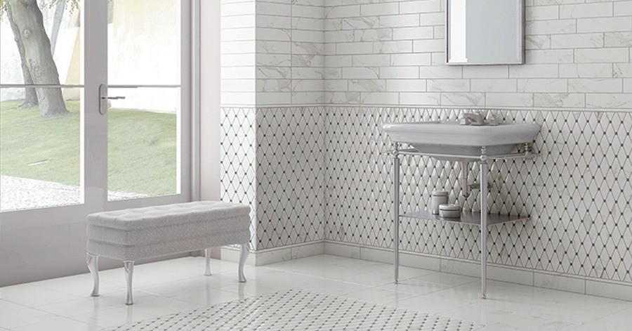 5 Calacatta Tile Ideas That Are Absolutely Perfect For Your Redesign