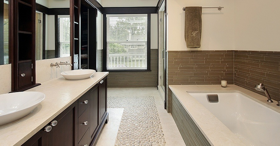Different types of bathroom tiles home design ideas and for Different types of bathroom designs