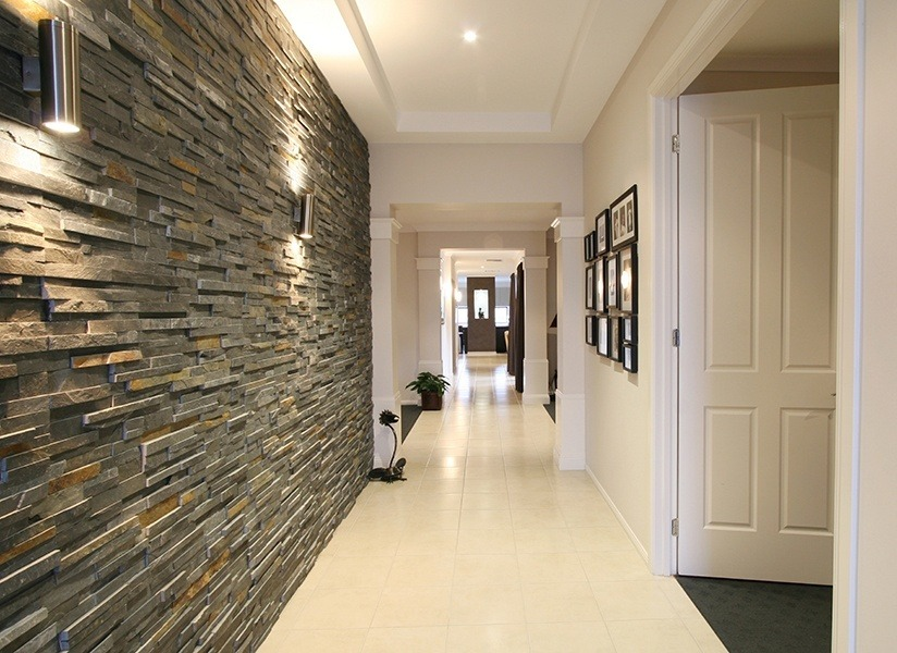 In The Video Loose Wall Stone Ledger Panels You Can See Examples Of Types Stones That Could Be Used For A Project Like This