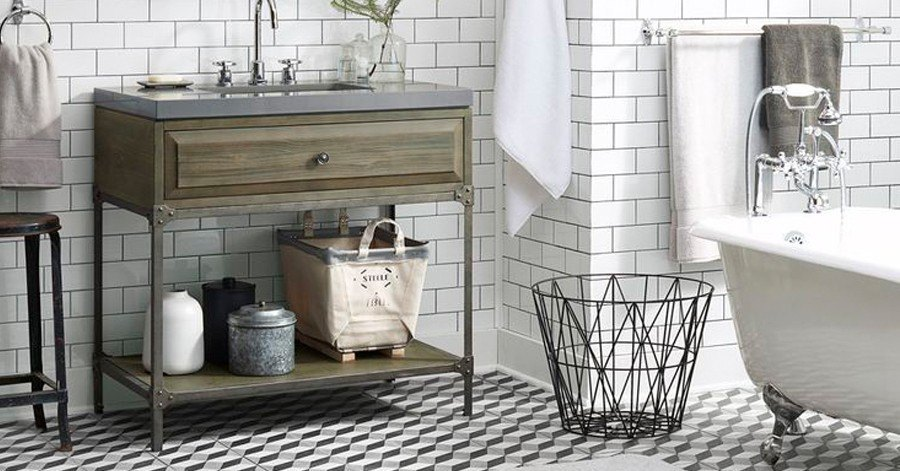 6 Bathroom Tile Color Schemes for Different Ambiances