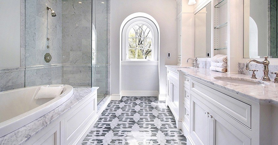 different types of bathroom flooring 7 different types of mosaic tiles which type is right for 23078
