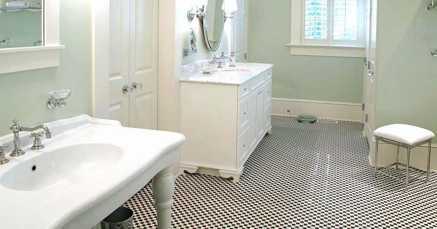 Tile Designs To Get That Clic Look