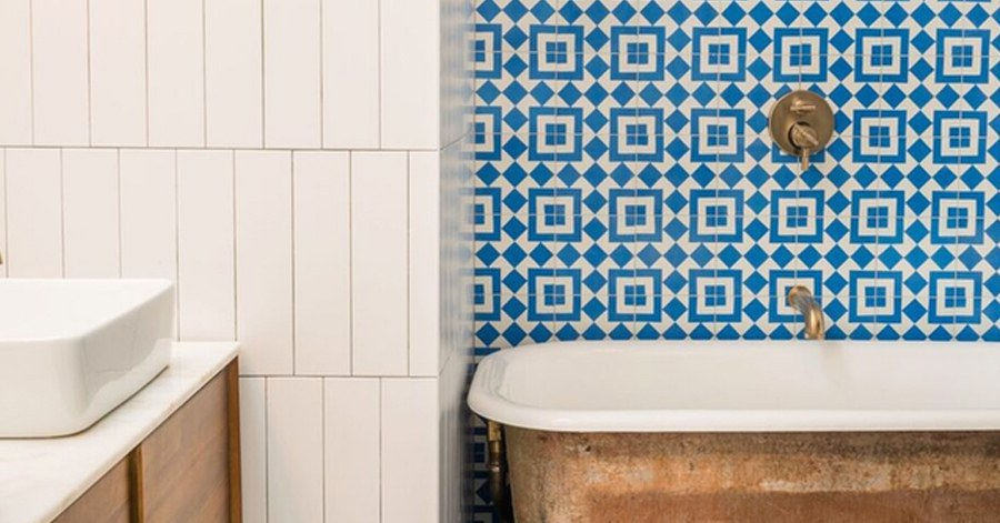6 Examples Of Rustic Tile Designs To Give Any Surface A Classic Look