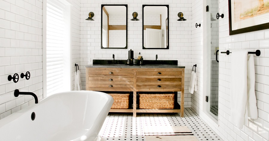How To Use Diffe Tile Shapes Make Any Surface Look