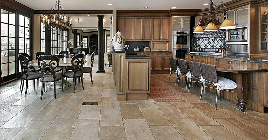 Porcelain Vs Marble Tile The Pros Cons Of Each With Example Designs