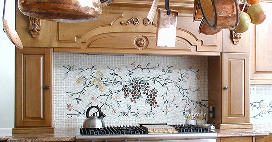 Natural Stone Tile Designs
