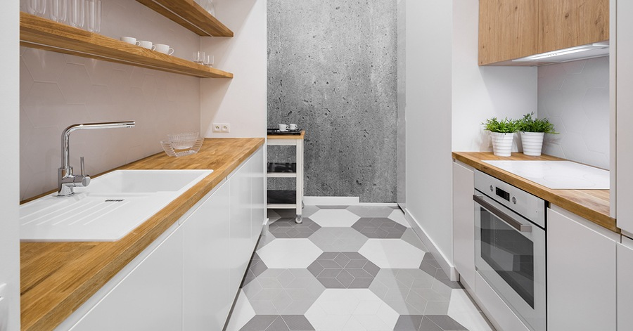 Hexagonal Tile Ideas