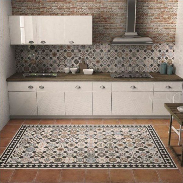 7 Eye Catching Kitchen Floor Tile Ideas For Your Kitchen Makeover